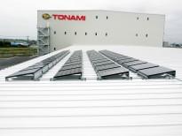 トナミ運輸株式会社 久喜支店の施工事例・実績写真