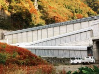 北陸新幹線 保守用階段各所の施工事例・実績写真