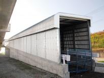 バッティングセンターの施工事例・実績写真