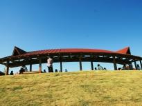 富岩運河環水公園西地区見晴らしの丘の施工事例・実績写真