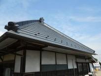 保昌寺屋根改修工事の施工事例・実績写真